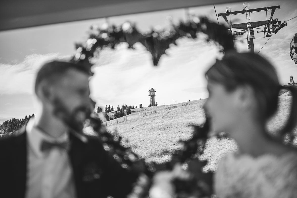 Hochzeitsfotograf Dominik Sackmann - lichtwerk Foto Video Grafik - Freiburg, Kirchzarten, Dreisamtal - Hochzeit Feldberg
